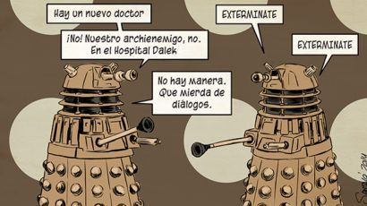 ¿Doctor what?