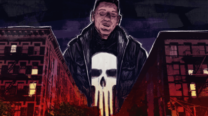 'Daredevil': The Punisher was here