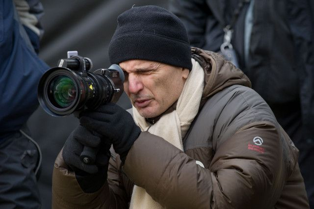 David Chase - Foto Barry Wetcher Paramount Vantage via Series Mania Fest - Serielizados