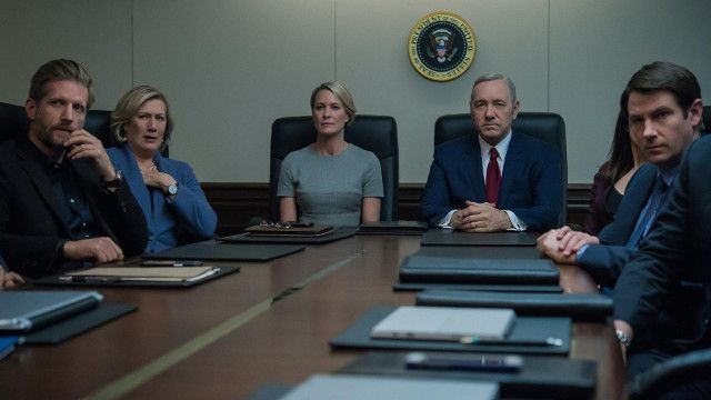 House of Cards Jumping the shark Guillem F. Marí Serielizados