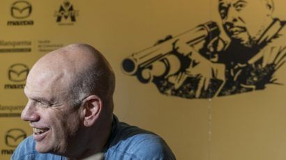 David Simon vuelve a Baltimore