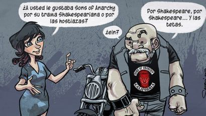 Se acabó 'Sons of Anarchy'